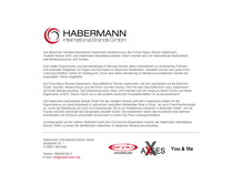 Tablet Preview of habermann.org